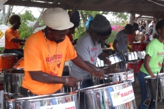 11. Halcyon Steel Band, Shirley Heights