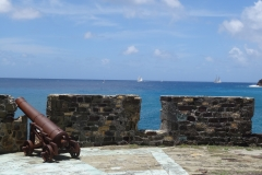 2. Classic Regatta from Fort Berkeley, Antigua