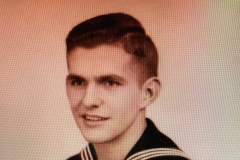 6. Dad in the US Navy