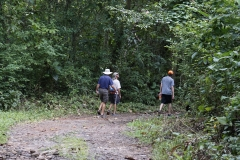 14. Hiking on the Chagres River