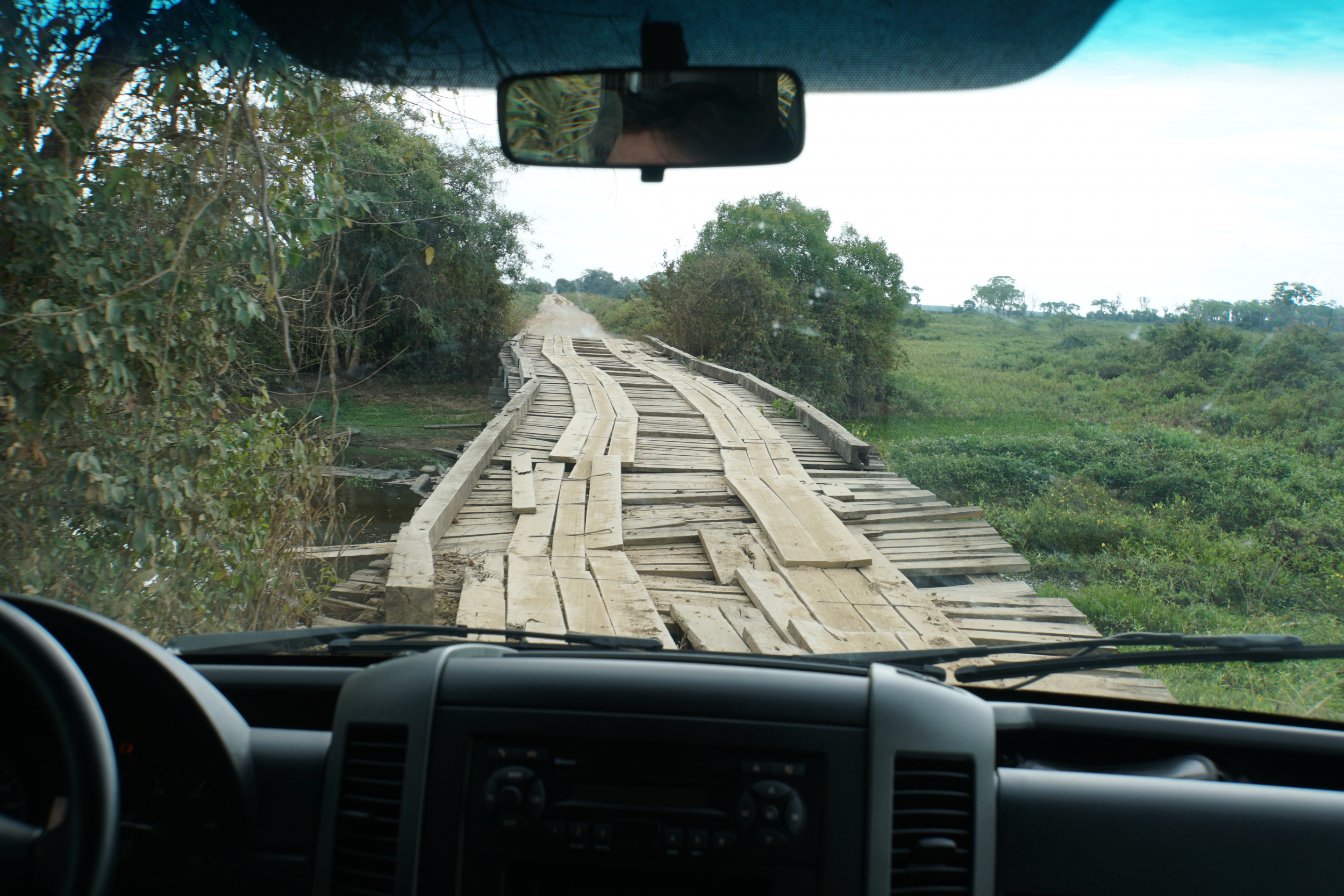 20. Bridge work