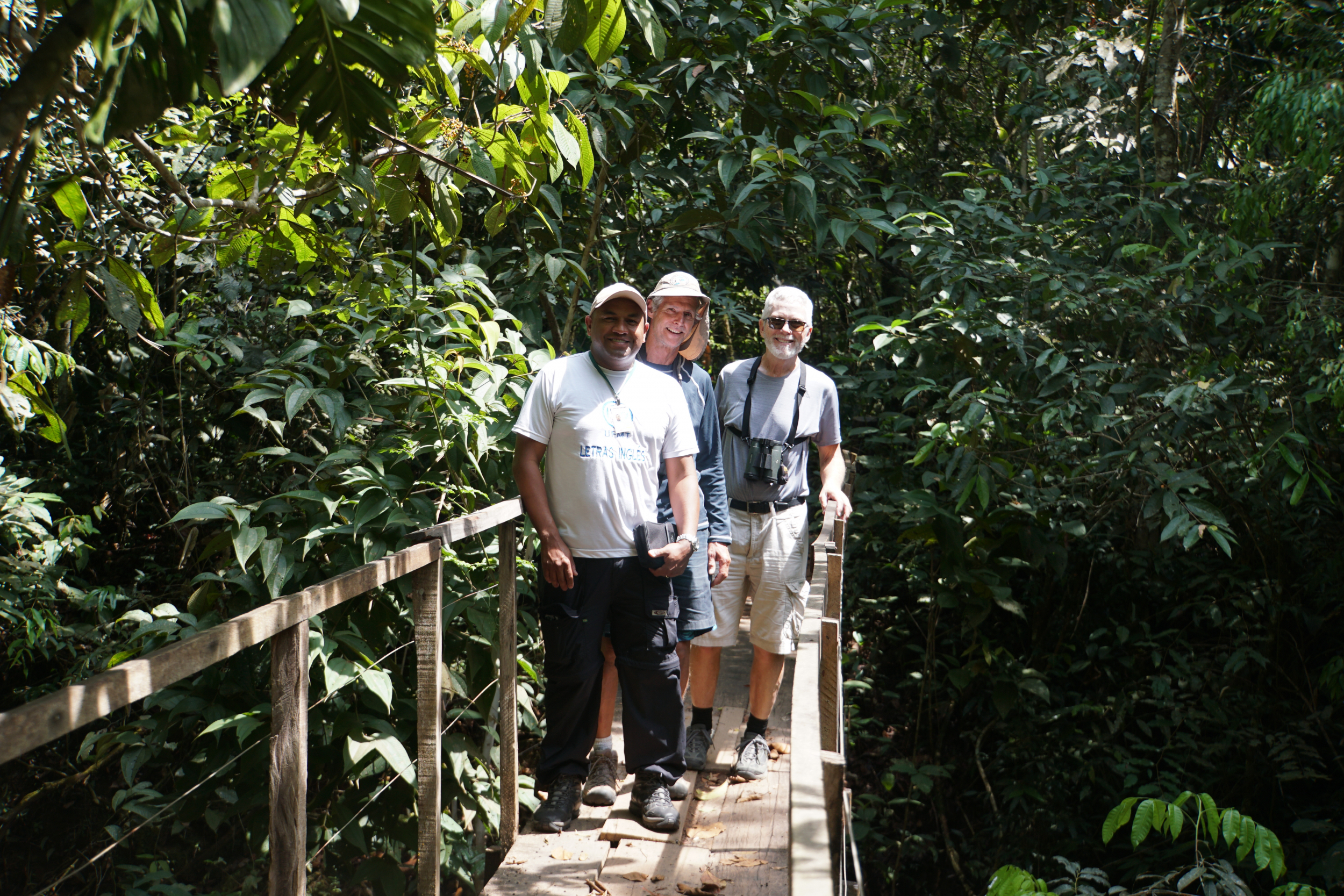 41. Hike to the waterfalls with guide