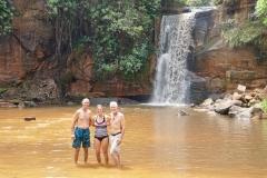 42. Waterfall in Chapada region