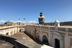 3. Lighthouse at Fort Morro