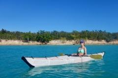 70. Kayaking at Vieques