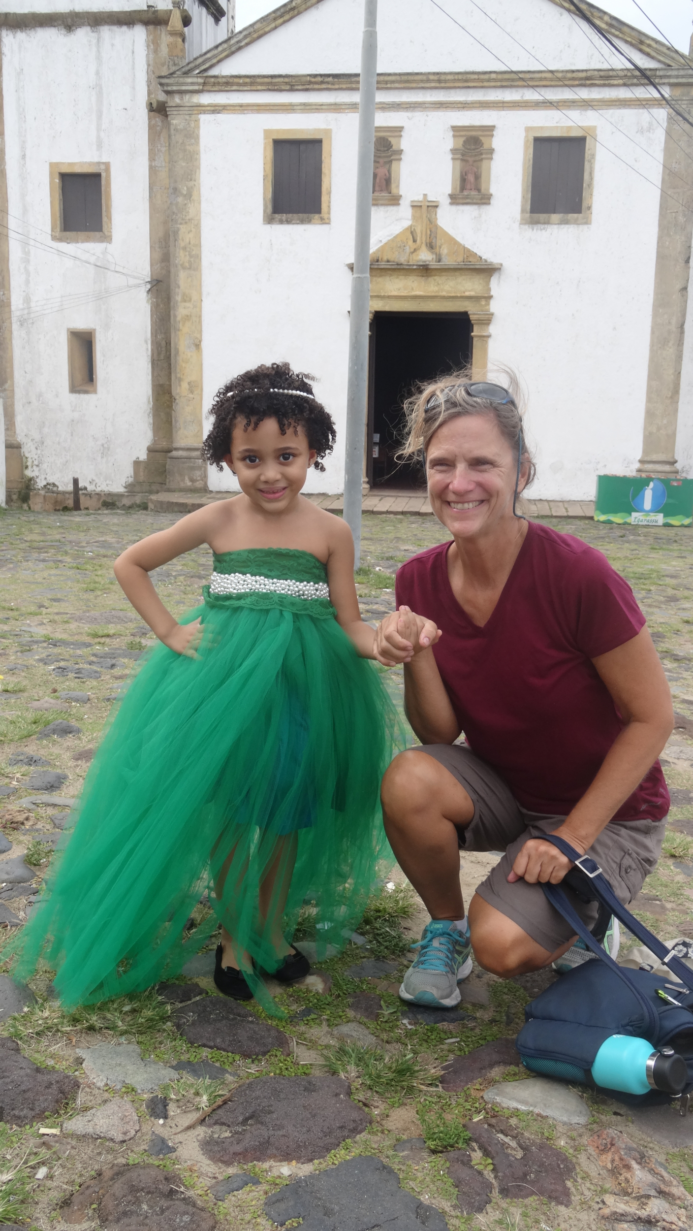 14. Little princess and me
