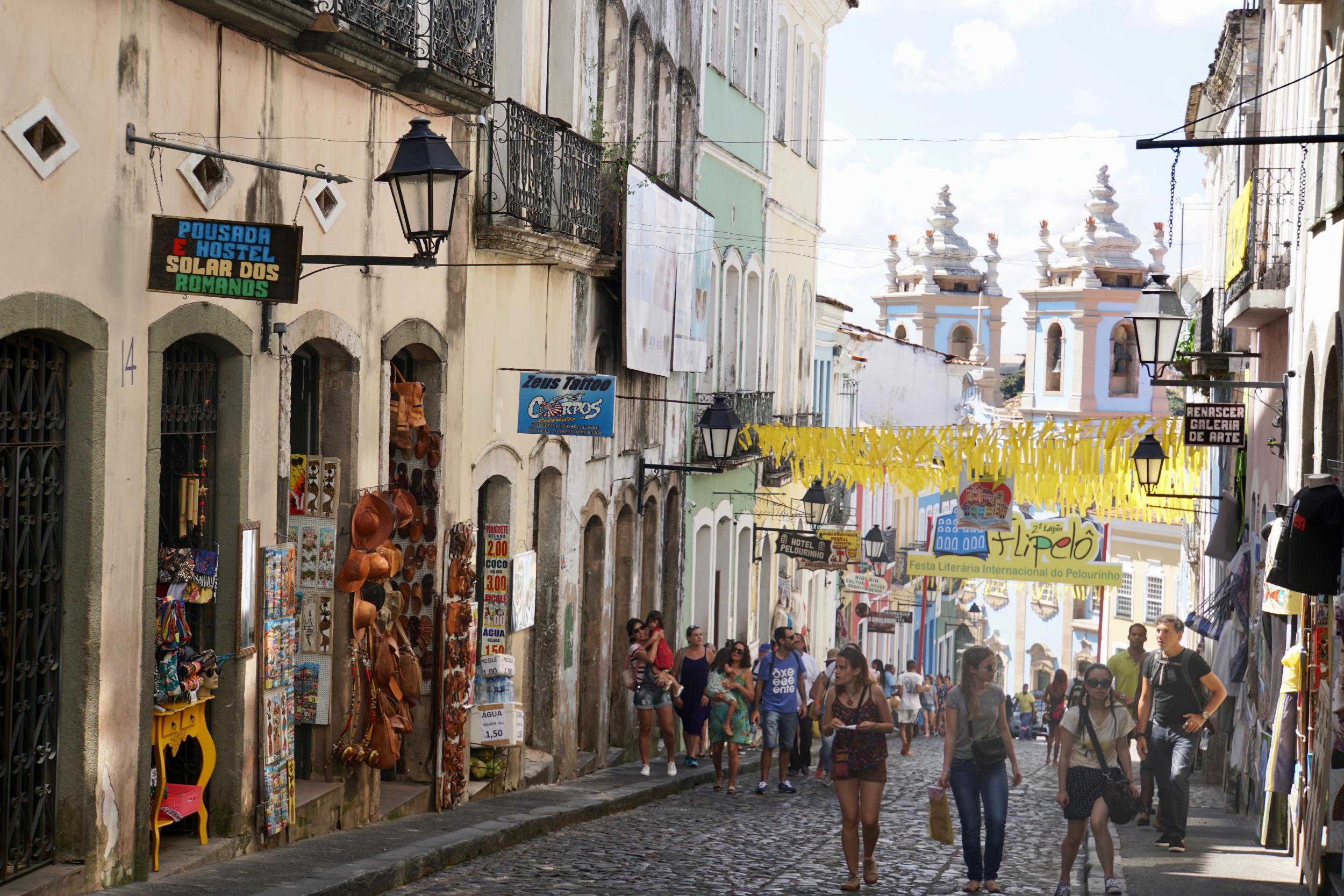 19. more shops in Salvador