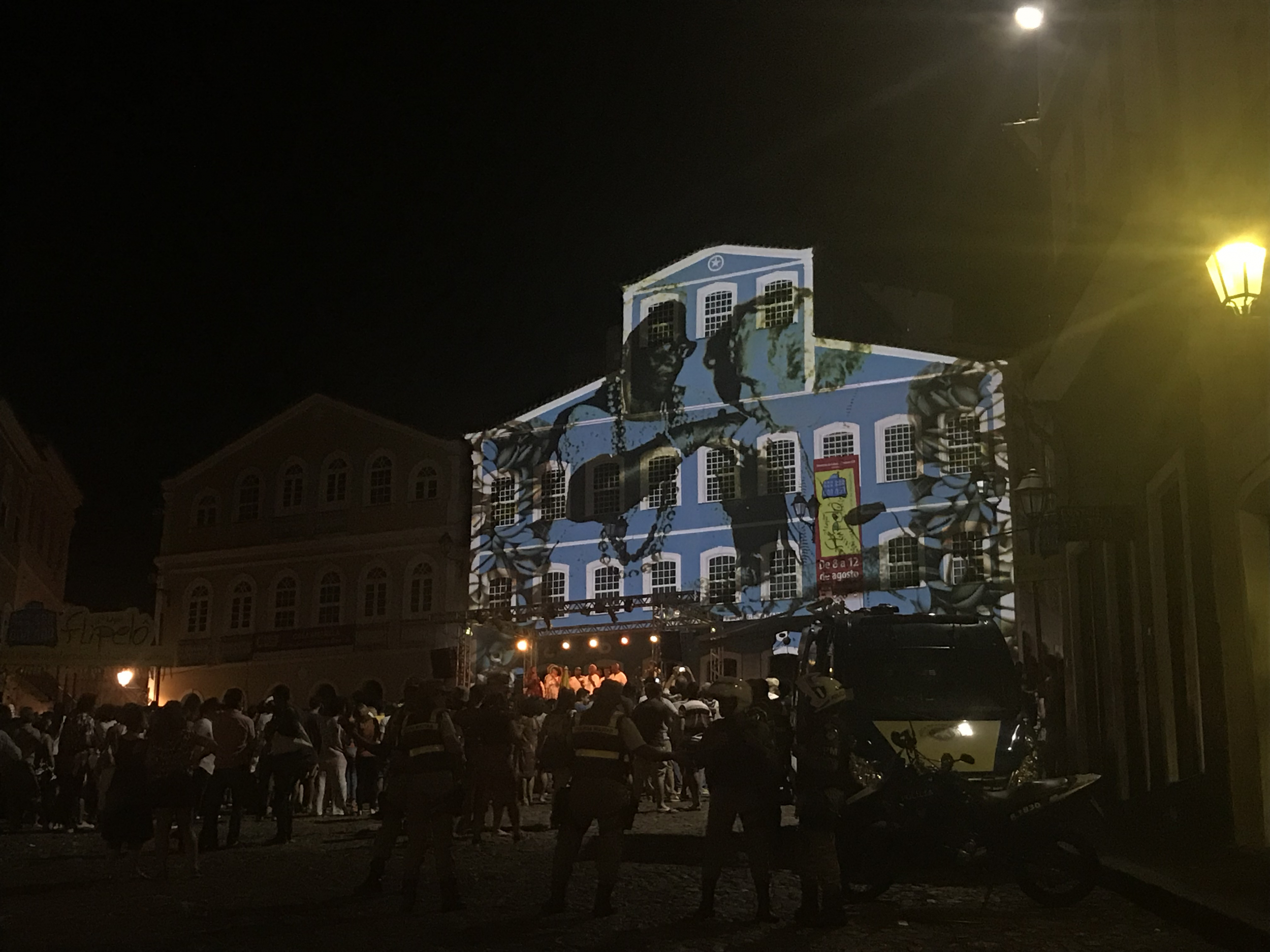 23. Concert in the square
