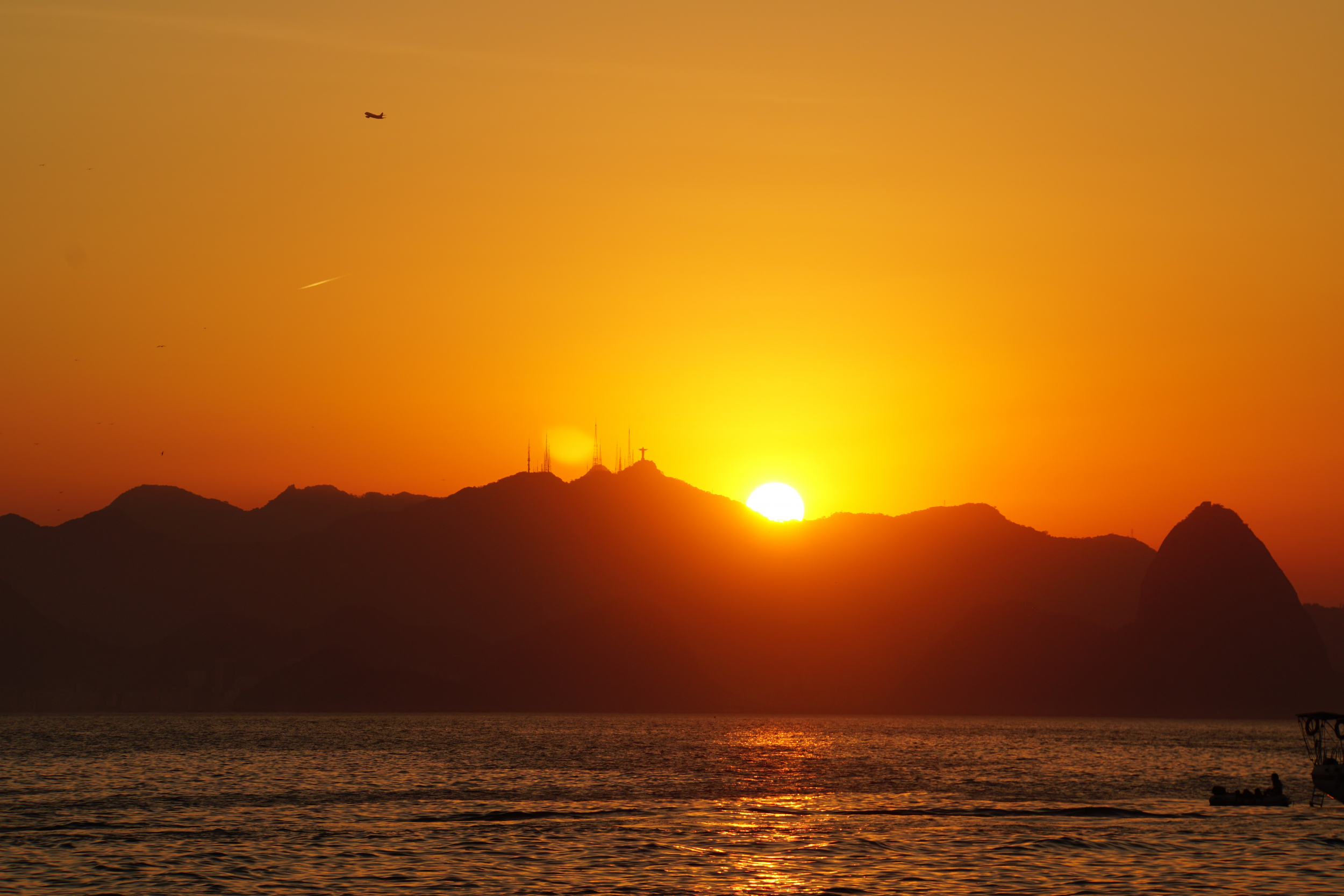 60. First sunset outside Rio