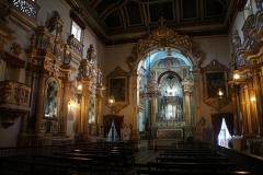 26. Ornate interior of church