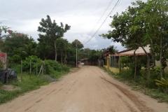 43. Village thoroughfare