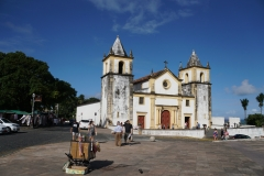 5. One of the many churches in Olinda