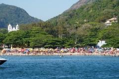 59. Itaipu, festivities on the beach