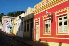 6. Colorful streets in Olinda