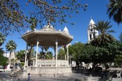 12. Gazebo in Guaymas - designed by G. Eiffel of Eiffel tower fame