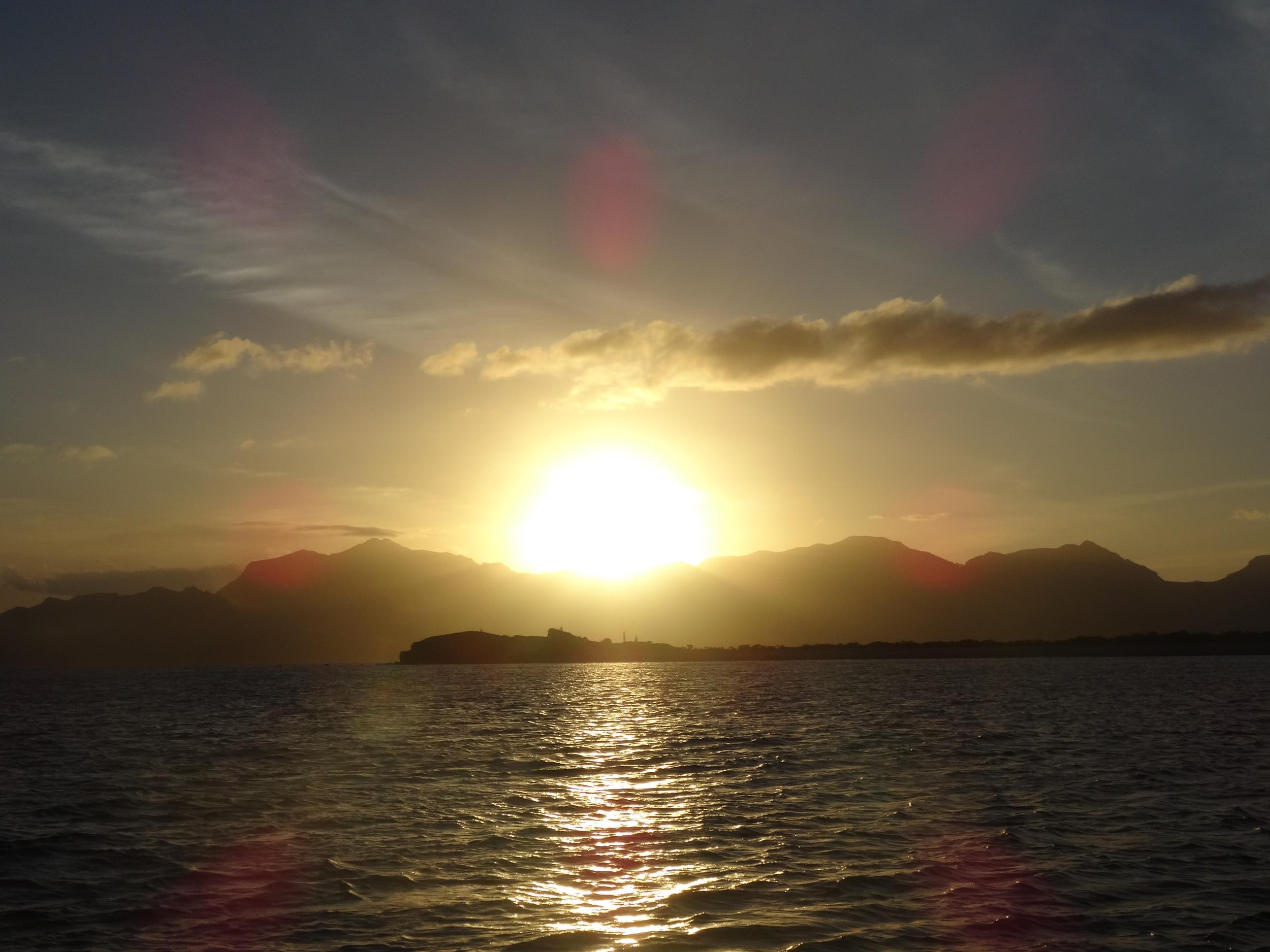23b. Sunset at Amortajada
