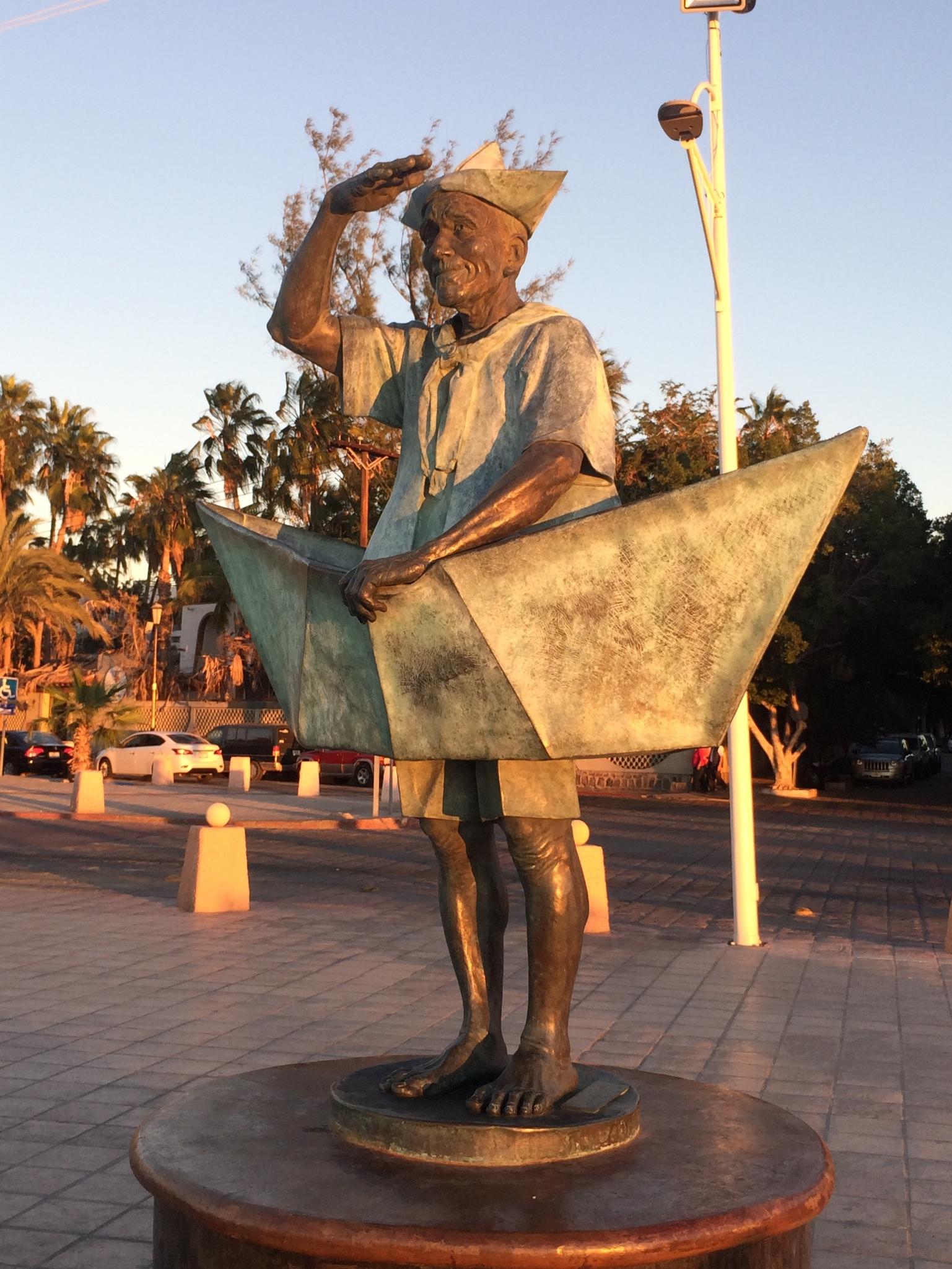 3. Malecon in La Paz