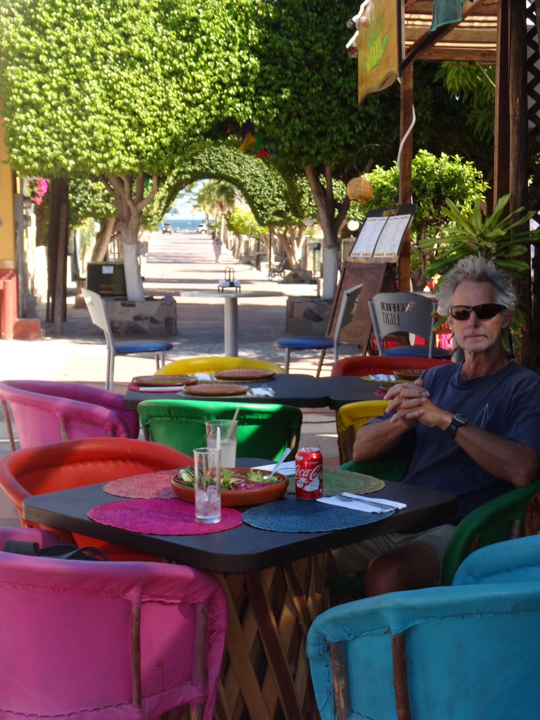 7. Lunch in Loreto