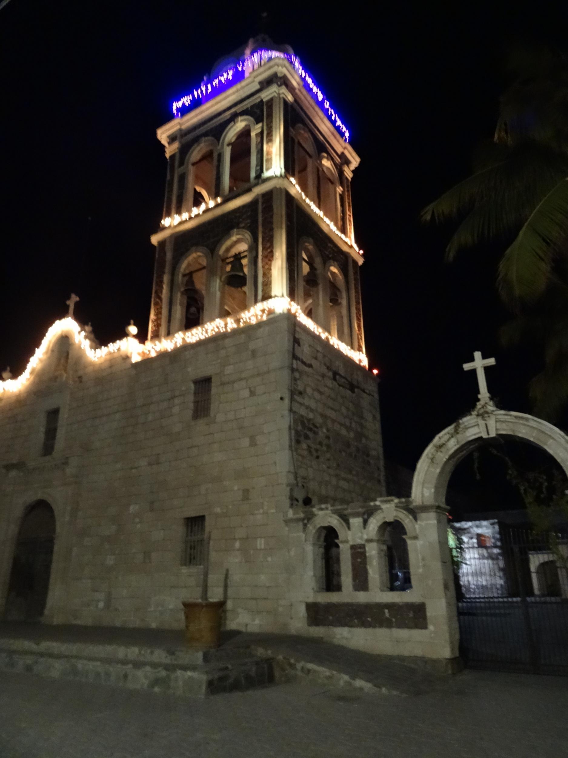 9. Mission Church Loreto