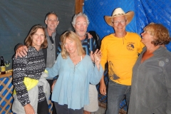 35. Dancing with Keith, Suzanne, Ole and Henri