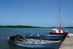 26. Boats on Union Island