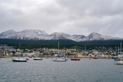 15. Ushuaia from the boat